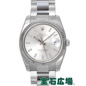 ロレックス オイスターパーペチュアル デイト 115234 新品 メンズ 腕時計