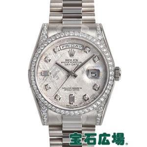ロレックス デイデイト 118389A 新品 メンズ 腕時計