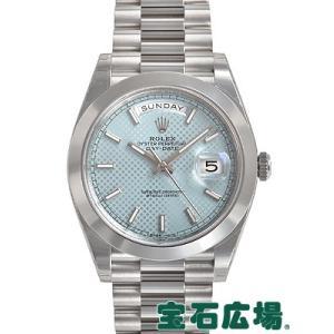 ロレックス デイデイト40 228206 新品 メンズ 腕時...