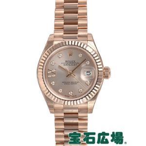 ロレックス レディ デイトジャスト 28 279175G 新品 レディース 腕時計