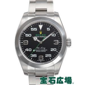 ロレックス エアキング 116900 新品 メンズ 腕時計...