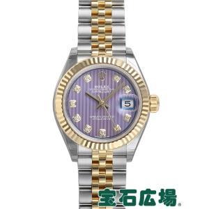 ロレックス レディ デイトジャスト 28 279173G 新品 レディース 腕時計