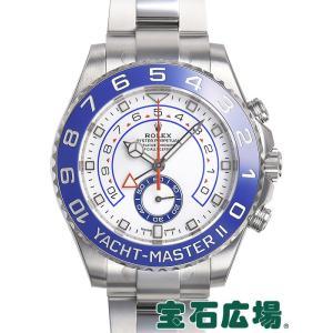 ロレックス ヨットマスターII 116680 新品 メンズ ...