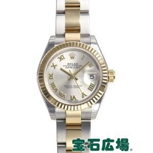 ロレックス レディ デイトジャスト 28 279173 新品 レディース 腕時計|houseki-h