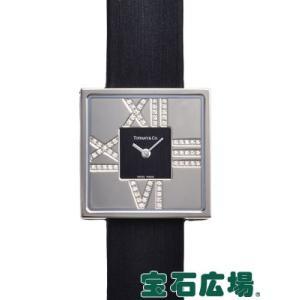ティファニー アトラスカクテルスクエア Z1950.10.40E10A40E 新品 レディース 腕時計|houseki-h