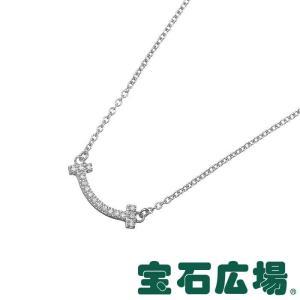 ティファニー TIFFANY&CO Tスマイル ダイヤ ネックレス(マイクロ) 62617802 新品  ジュエリー|houseki-h