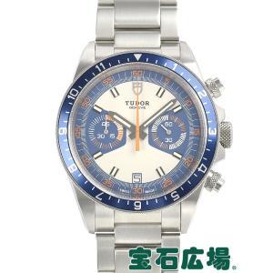 チュードル ヘリテージクロノ 70330B 新品 腕時計 メ...