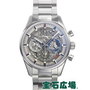 ゼニス クロノマスターフルオープン 38mm 03.2153.400/78.M2150 新品 メンズ 腕時計|houseki-h