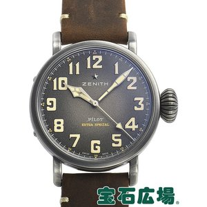 ゼニス パイロット タイプ20 エクストラスペシャルTON−UP 11.2430.679/21.C801 新品 メンズ 腕時計|houseki-h