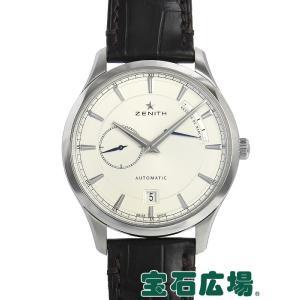 ゼニス エリート キャプテン パワーリザーブ 03.2122.685/01.C498 新品 メンズ 腕時計|houseki-h