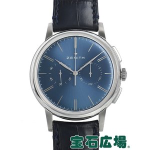 ゼニス エリート クロノグラフ クラシック 03.2272.4069/51.C700 新品 メンズ 腕時計|houseki-h