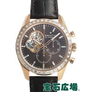 ゼニス エルプリメロ クロノマスターオープン 22.2080.4061/76.C494 新品 メンズ 腕時計|houseki-h