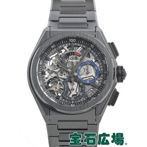 ゼニス ZENITH デファイ エルプリメロ21 49.9000.9004/78.M9000 新品 メンズ 腕時計|houseki-h