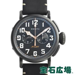 ゼニス ZENITH パイロット タイプ20 クロノグラフTON−UP 11.2432.4069/21.C900 新品 メンズ 腕時計|houseki-h