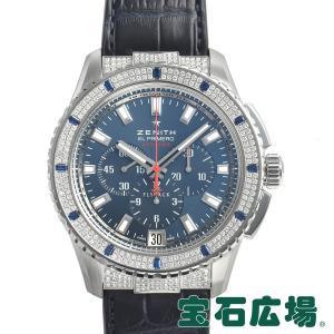 ゼニス ZENITH エルプリメロ ストラトス フライバッククロノ 16.2063.405/51.C715 新品 メンズ 腕時計|houseki-h