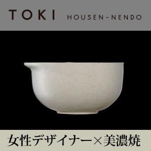 美濃焼「TOKI」シリーズ A-bowl ホワイト|housengama-store