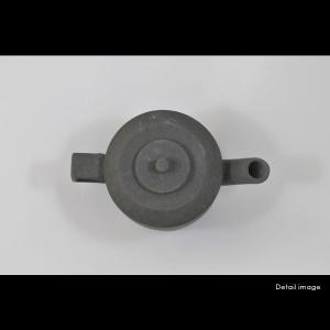 美濃焼「TOKI」シリーズ S-pot マットブラック|housengama-store|03