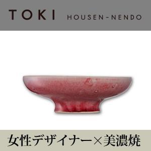 美濃焼「TOKI」シリーズ T-low bowl パープル|housengama-store