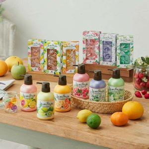 ハウスオブローゼ/アロマルセット ボディウォッシュ&バブルバス GA&CM(青りんご&カモミールの香り)|houseofrose|02