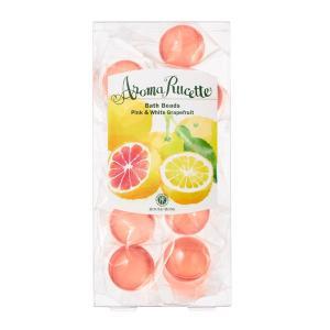 ハウスオブローゼ/アロマルセット バスビーズ PG&WG(ピンク&ホワイトグレープフルーツの香り) 7g×11個|houseofrose