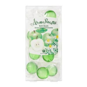 ハウスオブローゼ/アロマルセット バスビーズ GA&CM(青りんご&カモミールの香り) 7g×11個 houseofrose