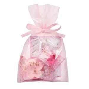 ハウスオブローゼ/桜ほの香 バスセット|houseofrose