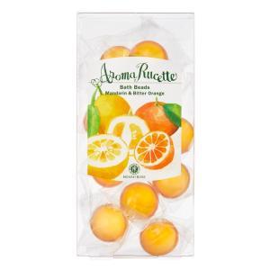 ハウスオブローゼ/アロマルセット バスビーズ MD&BO(マンダリン&ビターオレンジの香り) 7g×11個|houseofrose