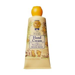 ハウスオブローゼ/クラシック プー ハンドクリーム L(はちみつとレモンの香り) |houseofrose