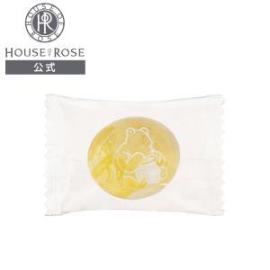 ハウスオブローゼ/クラシック プー バスビーズ L(はちみつとレモンの香り) 8g|houseofrose