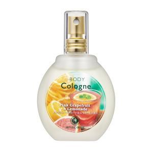 ハウスオブローゼ/ボディコロン PL(ピンクグレープフルーツ&レモネードの香り)|houseofrose