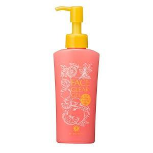 ハウス オブ ローゼ フェイスクリア ジェル (ピンクグレープフルーツ&シトラスの香り)|houseofrose