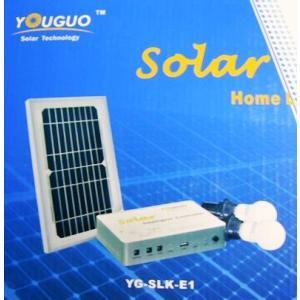簡易ソーラーシステムバッテリー(LED電球付)|houshin