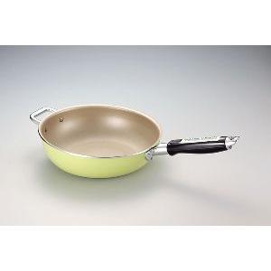 IH鍋!Lime clover IH対応フライパン くるっとパン 24cm houshin