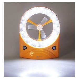 LEDライト(充電式ライト扇風機)!充電式LEDライト付扇風機|houshin