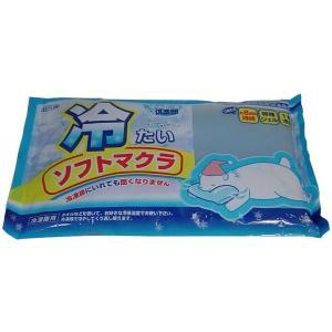 枕(ジェル枕)!冷たいソフトマクラ  houshin