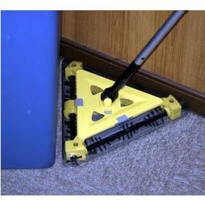 掃除機!トライアングル電動充電式掃除機|houshin