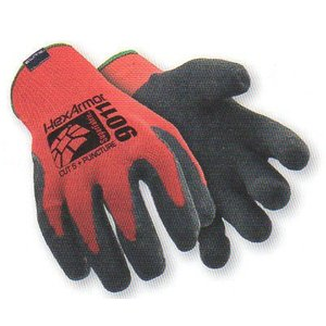 ヘックスアーマー手袋 レベル6シリーズ 9011 耐切創性、耐突刺性|housingplaza