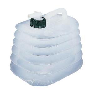 ヒシエス水缶 ジャバラタンク 9 コック付(水タンク)|housingplaza