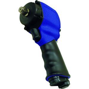 エアーインパクトレンチ・ミニ 付属ソケット3点+ユニバーサルジョイント17mm+19mm付|housingplaza