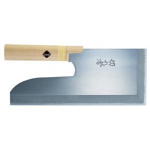 豊稔 切れ者ステン金II麺切庖丁 240mm A−1028|housingplaza