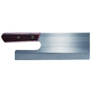 豊稔 普及型麺切庖丁 全鋼 両刃 270mm A−1032|housingplaza