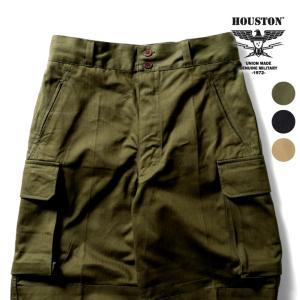 HOUSTON / ヒューストン 1985 FRENCH MILITARY M-47 PANTS / フランス軍M47パンツ-全2色-|houston-1972