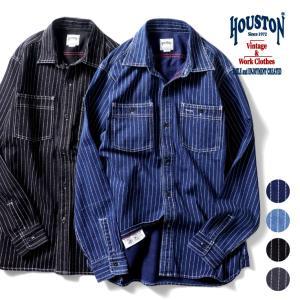 HOUSTON/ヒューストン 40691 WABASH WORK SHIRT / ウォバッシュワークシャツ -全2色-|houston-1972