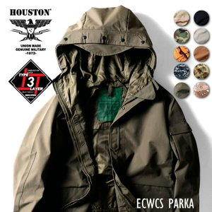 HOUSTON ECWCS PARKA /ヒューストン 50311 ECWCS パーカー -全8色-
