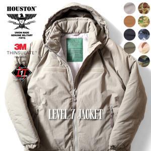 HOUSTON / ヒューストン  50323 LEVEL7 JACKET / レベル7 ジャケット -全9色-|houston-1972