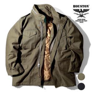 HOUSTON / ヒューストン 50815 M-65 JACKET / M-65 ジャケット -全2色-|houston-1972