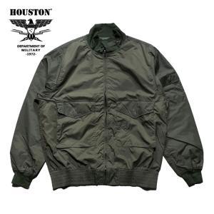 HOUSTON / ヒューストン 50872 G-8 FLIGHT JACKET/G-8 フライトジャケット -全1色-|houston-1972