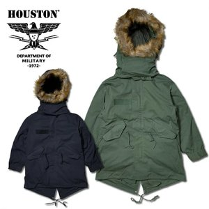 【クーポン対象外】HOUSTON / ヒューストン 5408 M-65 Parka /M-65 パーカー -全2色-|houston-1972
