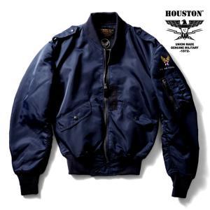 HOUSTON / ヒューストン  5l-2ax L-2A FLIGHT JACKET / L-2A フライトジャケット -全1色-|houston-1972