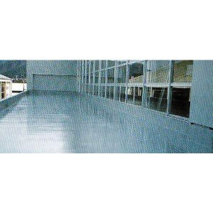 イソ系 FRP防水用トップコート グレー骨材入り4kg 高耐候性 FRP樹脂 補修|houtoku|02